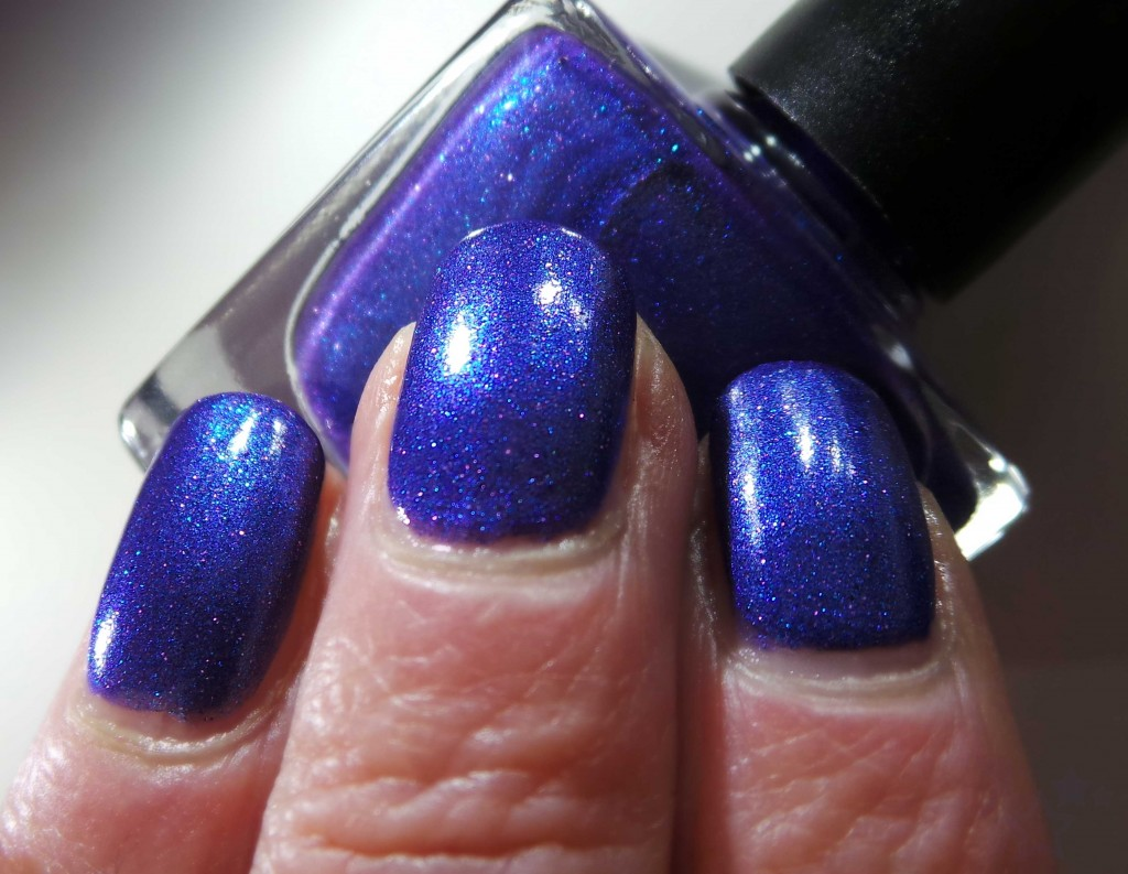 Purplelicious | ms sparkle | paars | purple | nailpolish | yustsome