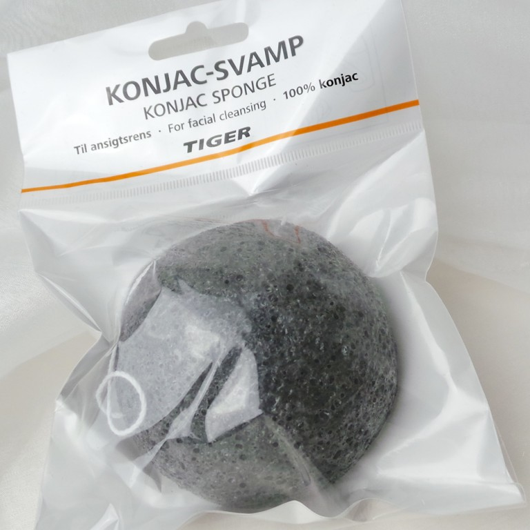 Konjac-spons-reiniging-huid