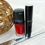 Make-up Look met Artdeco! Review lipstick & eyeliner   Artdeco makeup