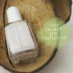 Swatched-it   420 coconut cove   Essie