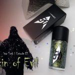 Swatched-it | Star Trek | Skin of Evil | MAC cosmetics