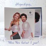 Uitgepakt | Hieperdepiep Hoera | Blux Box 1 jaar