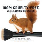 Vegetarian Brushes | NIEUW | The Body Shop
