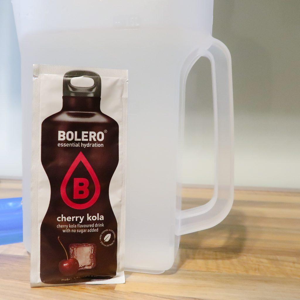 Bolero, suikervrij, drinken, water, toevoegen, stevia, yustsome
