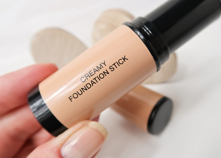 Douglas foundation stick 2 review swatch yustsome beauty intro Creamy
