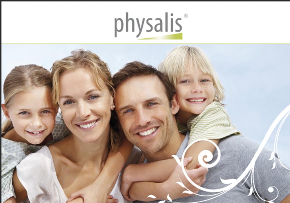 De natuurlijke voedingssupplementen van Physalis   physalis