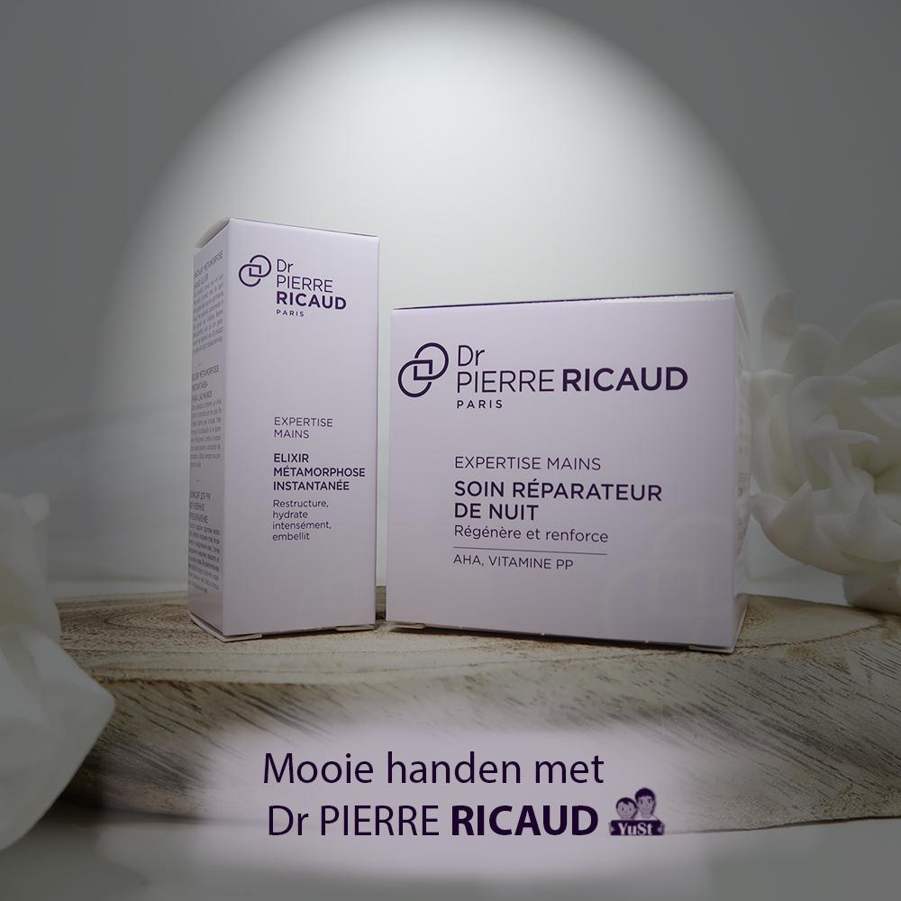 Verzorging voor je handen in de nacht | Dr. Pierre Ricaud