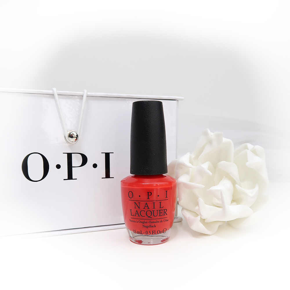 Meet my 'decorator' | OPI | Swatched-it