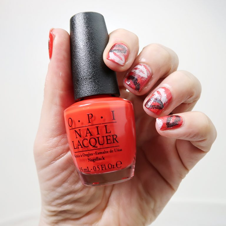 OPI-nailpolish-red-meet-my-decorator-nail-laquer-yustsome-7 RED MY LIPS