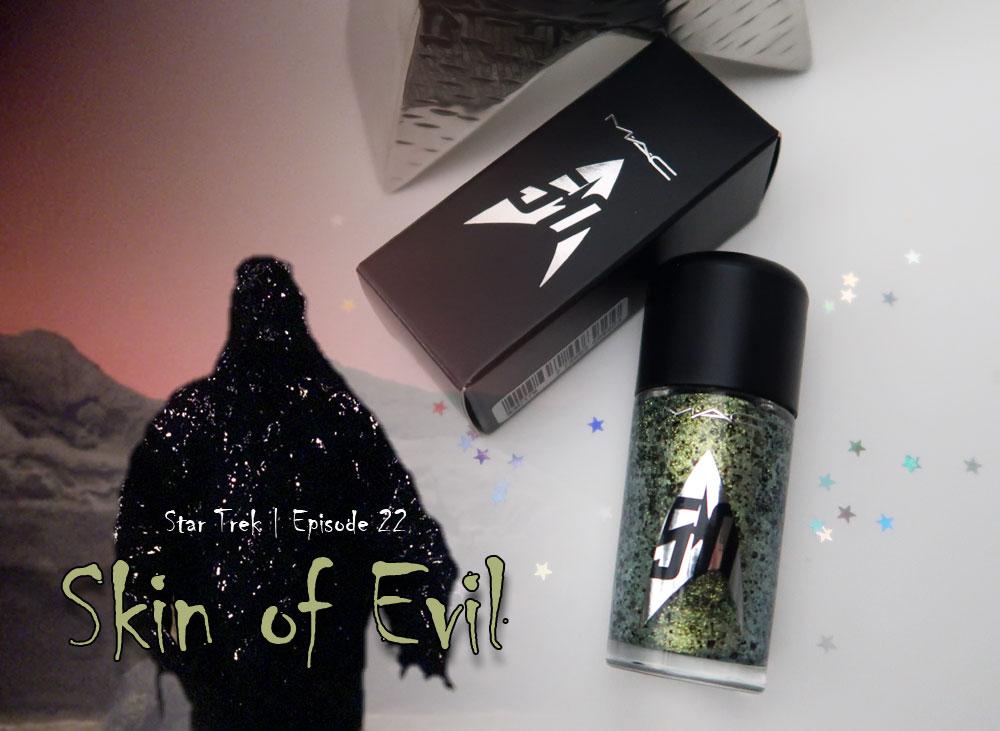 Swatched-it | Star Trek | Skin of Evil