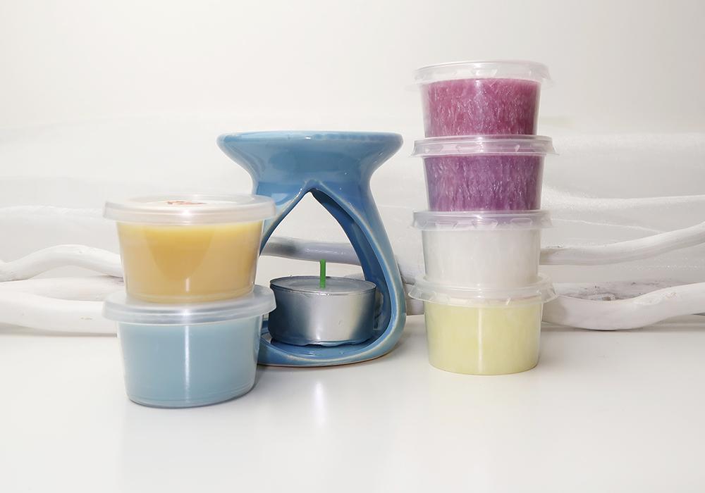 Heerlijke geuren voor in huis met Aroma wax