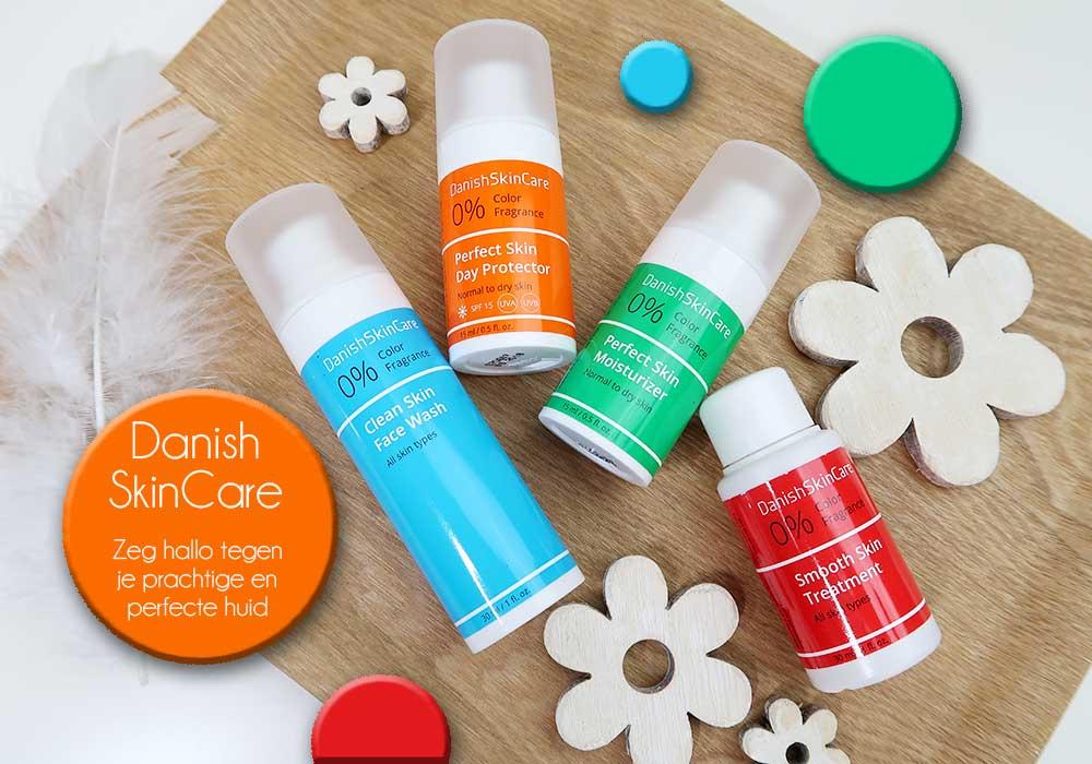 Zeg hallo tegen je prachtige en perfecte huid | Danish Skin Care