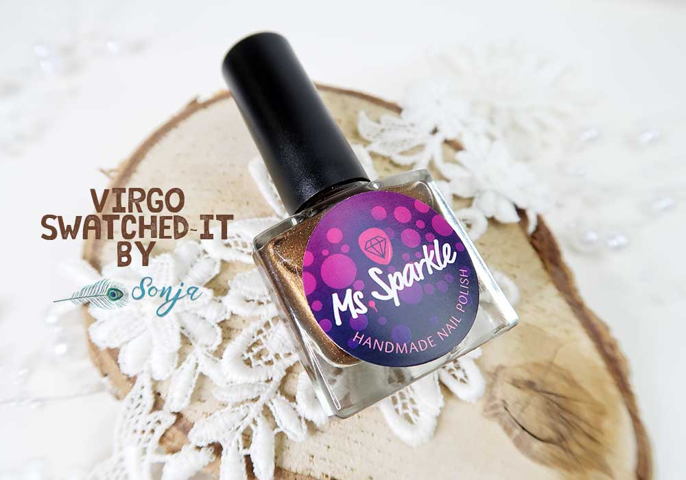 Swatched-it | Virgo | Ms Sparkle