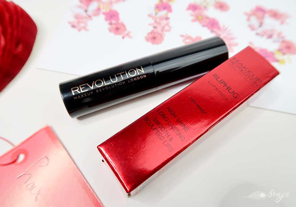 Revolution-liphug-lipstick-beauty-blog-blogpost-yustsome-i-am-ready-redlips-1