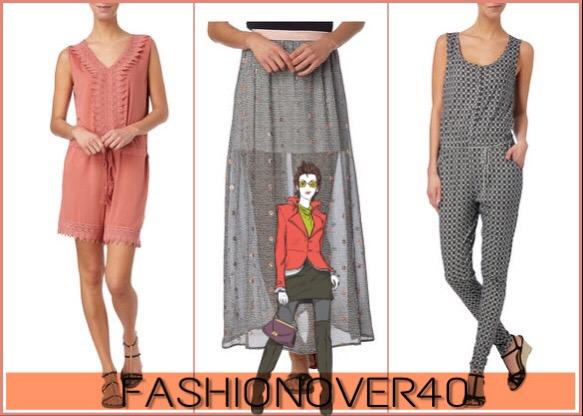 #fashionover40 | Zomerse outfits tegen betaalbare prijzen | Takko Fashion