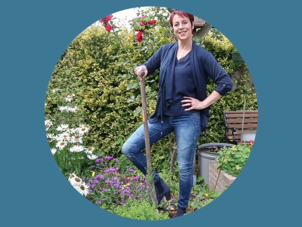 Sonja, fashion, yustsome, imagePR, Takko, mode, 40plus, style, blauw, blog