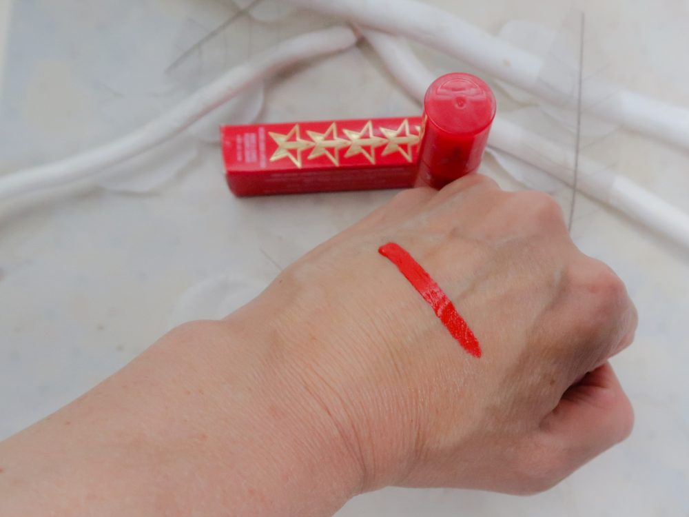Jeffree, star, red, lipstick, velvet, checkmate, beauty, blog, yustsome