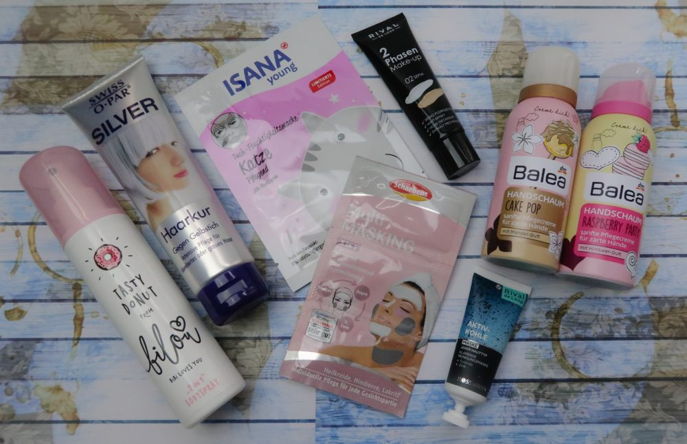 Shoppen, duitsland, dm, rossmann, müller, beauty, blog, bloggerin, 40 plus, yustsome