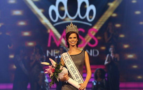 Miss Nederland 2017 Nicky Opheij