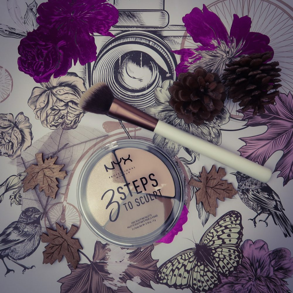 Nyx, cosmetics, 3, ways, easy, sculpt, contouring, contour, palette, make-up, mua, yustsome, beauty, blogger