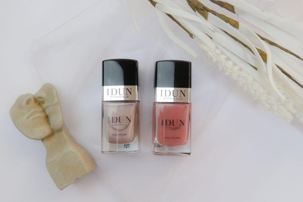 100% puur gezuiverde minerale make-up | IDUN MINERALS