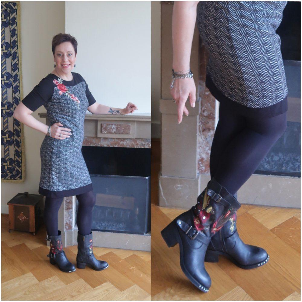 Sasha, schoenen, boots, laarzen, cowboy, western, Fashion, blog, yustsome