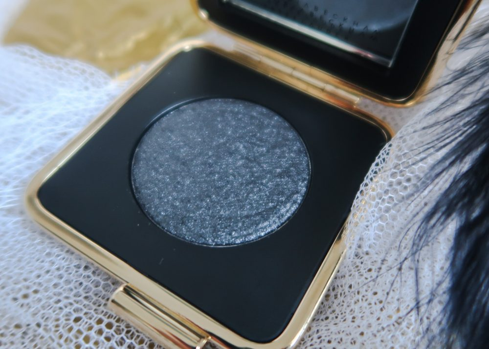 Black Myhrr, beauty, yustsome, Victoria, beckham, estée, lauder, eye, ink, black, eyeshadow, Myrrh
