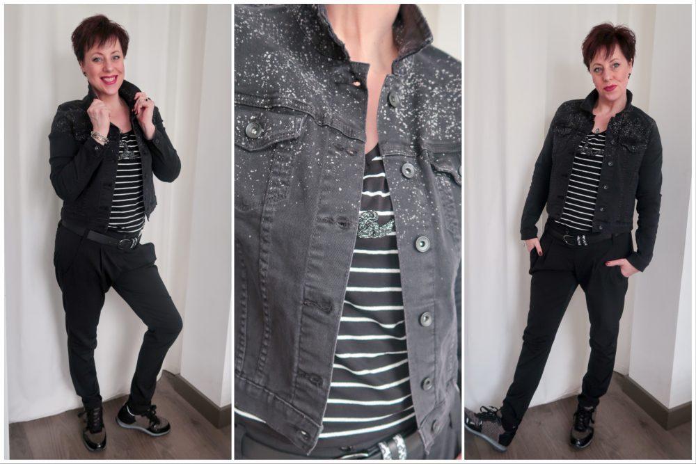 Shoeby, fashion, Fashionover40, 40plus, blogger, stylish, fashion, mode, fashionista, zonnenbril, goedkoop, website, black, denim