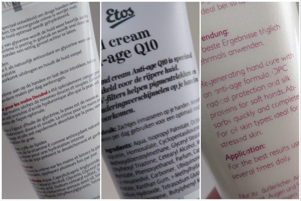 Handcrème die extra verzorging biedt voor de rijpere huid. UV-filters helpen pigmentvlekken en vroegtijdige verouderingsverschijnselen op je handen te voorkomen.
