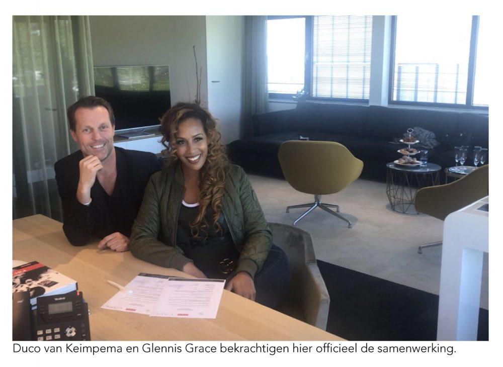 Pupa, Milano, Nederland, samenwerking, Glennis, Grace, Duco, Care, Cosmetics, persbericht