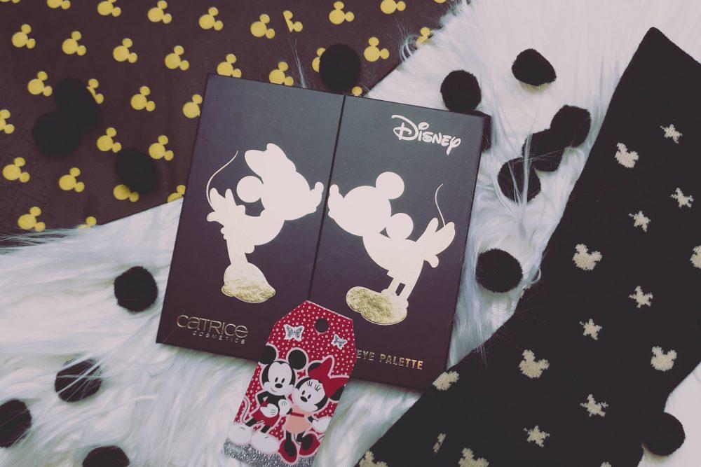 Feestelijke look met Mickey & Minnie Mouse