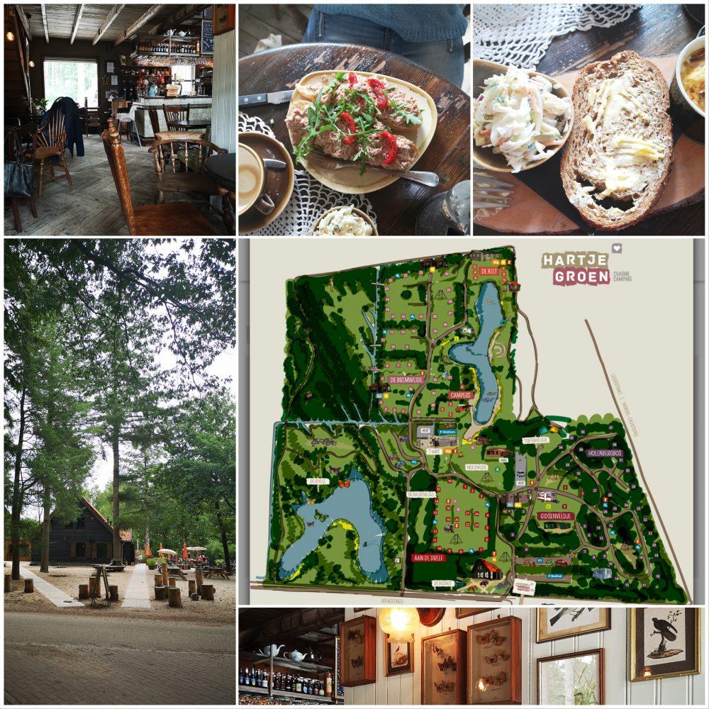 Retro, huur, caravan, bos, schaijk, Brabant