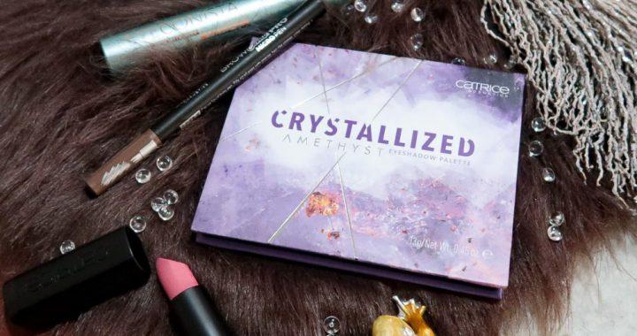 Crystallized, Catrice, make-up, oogschaduw, nieuw, Kruidvat, Catrice, beauty, najaar, 2019, beautysome