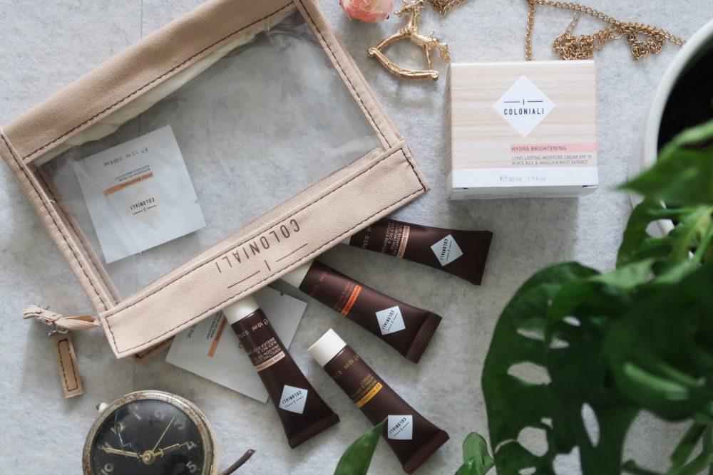 I Coloniali | Hydraterende, stralende en verzorgende crème